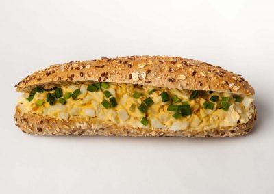 1. Pasta jajeczna ze szczypiorkiem